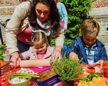 Kinder Kook Tuin